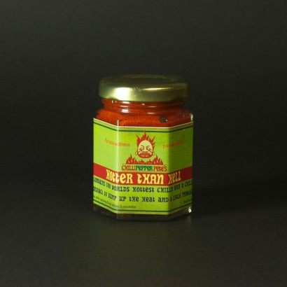 Hotter than Hell Chilli Paste