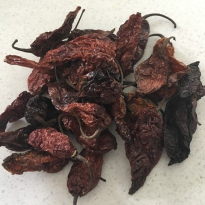 Smoked Naga Ghost Chilli